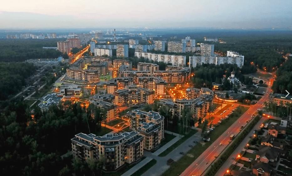Усиление сотовой связи в Троицке