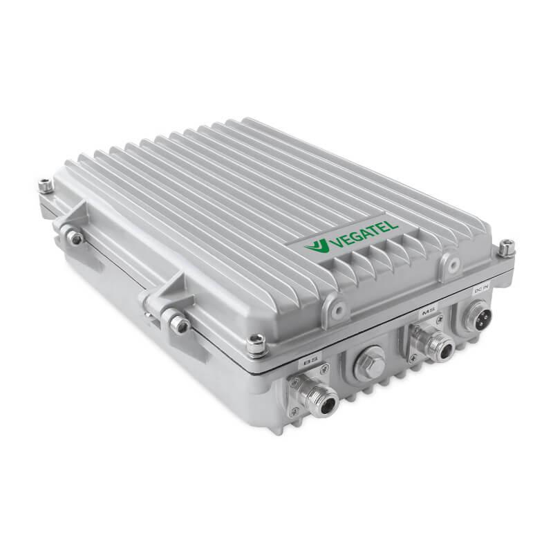 Репитер цифровой для сложных ситуаций с приходящим сигналом на внешнюю антенну